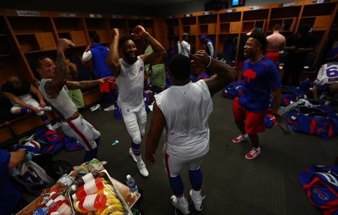 BNblitz Podcast: Vic & Jay discuss what making playoffs means to Bills and fans
