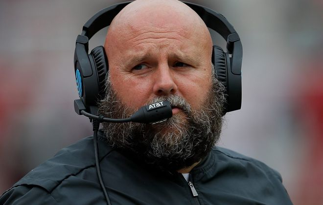 Bills offensive coordinator Brian Daboll. (Getty Images file photo)