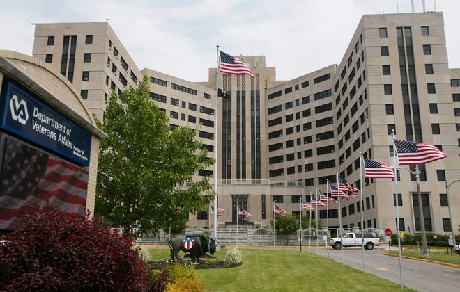 The Veterans Affairs Medical Center in Buffalo. (News file photo)