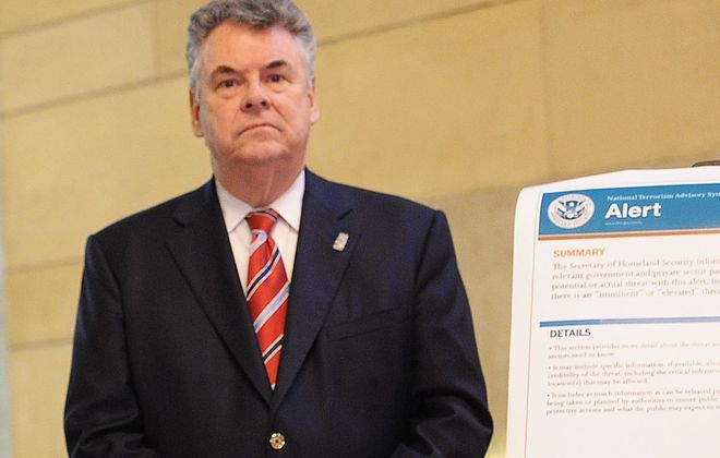 Rep. Pete King, R-Long Island, is calling for the SALT deduction to be restored. (Getty Images)