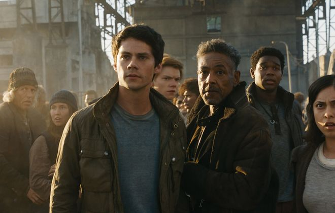 'Maze Runner: Death Cure' (20th Century Fox)