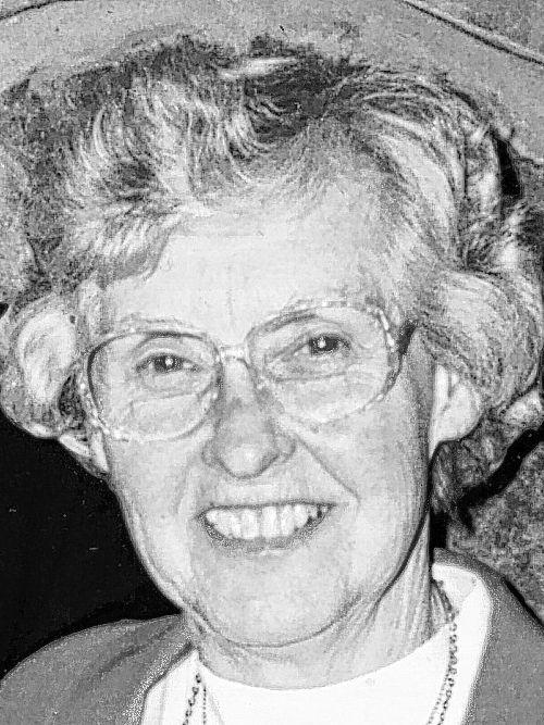 KUEBLER, Dorothy M. (Benson)
