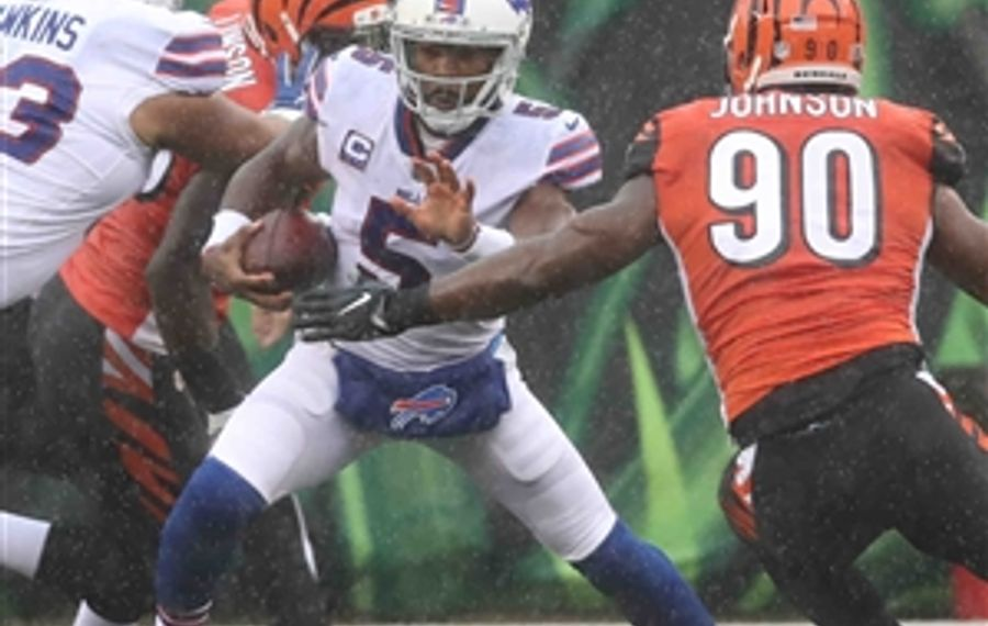 Bengals 20, Bills 16: Through the lens of James P. McCoy