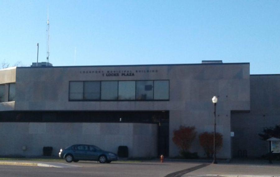 Lockport City Hall. (Buffalo News file photo)