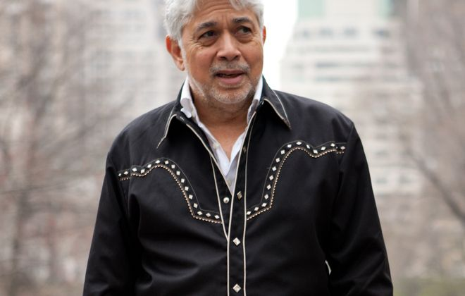 """Monty Alexander performed a sold-out show at """"Art of Jazz."""" (Photo by Crush Boone)"""