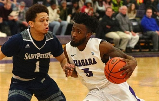 Wednesday night's game at Niagara against Canisius is still on (James P. McCoy/Buffalo News file photo)