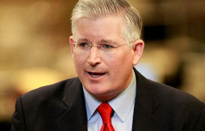 "Erie County Clerk Michael ""Mickey"" Kearns. (News file photo)"