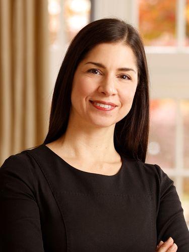 Nicole Gavigan co-owner of Gavigan & Gruppo