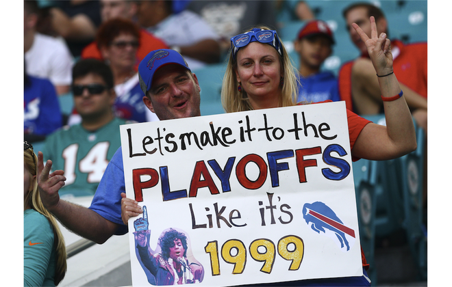Could the Bills make Super Bowl LIII? (News file photo)
