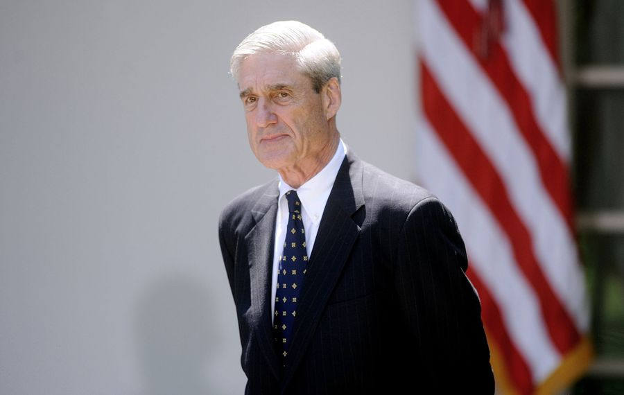 Special prosecutor Robert Mueller. (Olivier Douliery/Abaca Press/TNS file photo)