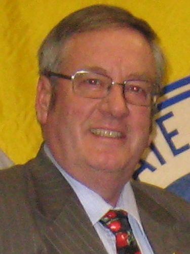 Jim Bittner receives award