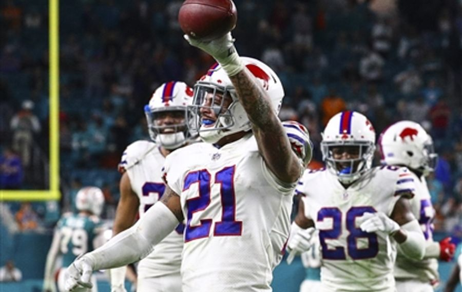 Buffalo Bills 22, Miami Dolphins 16