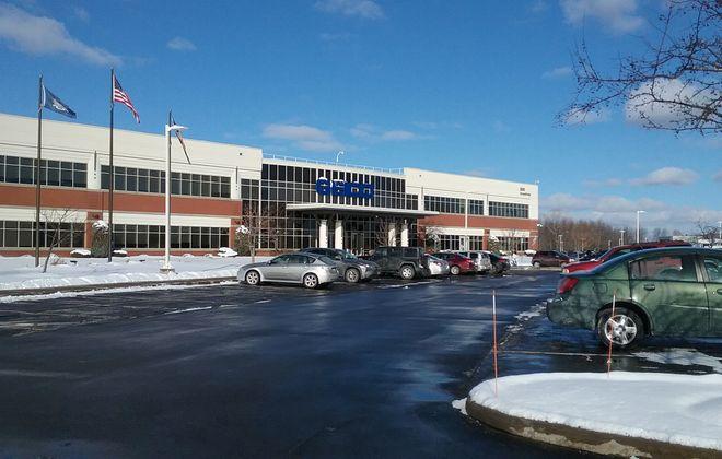 Geico's complex in Getzville. (Matt Glynn/Buffalo News)