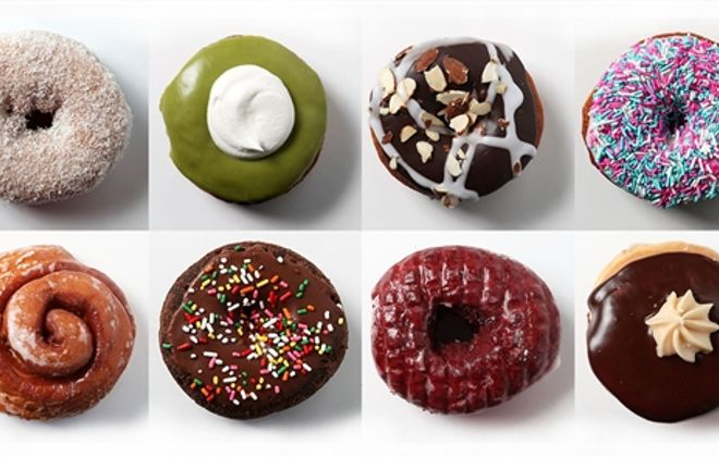 Buffalo doughnuts: Beloved in all shapes and sizes