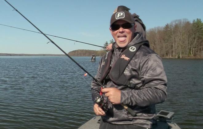 Lake Erie fishing show airing locally