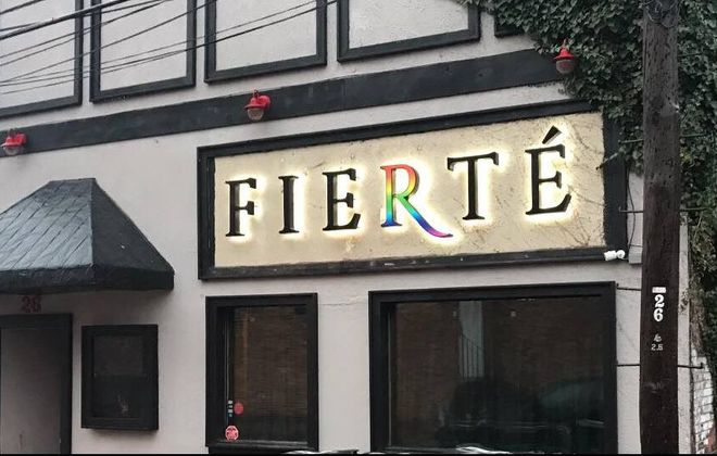 Fierte plans to open on Virginia Place by Valentine's Day. (Fierte)