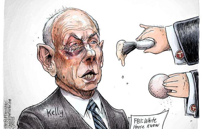 General Kelly: February 15, 2018