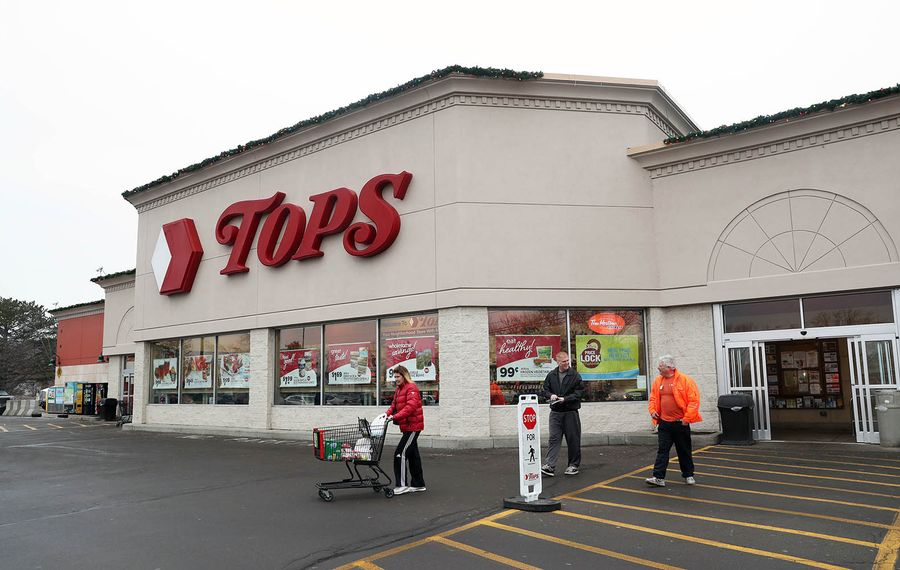 Tops Markets successfully challenged the assessments on two of its stores in Amherst. (Sharon Cantillon/News file photo)