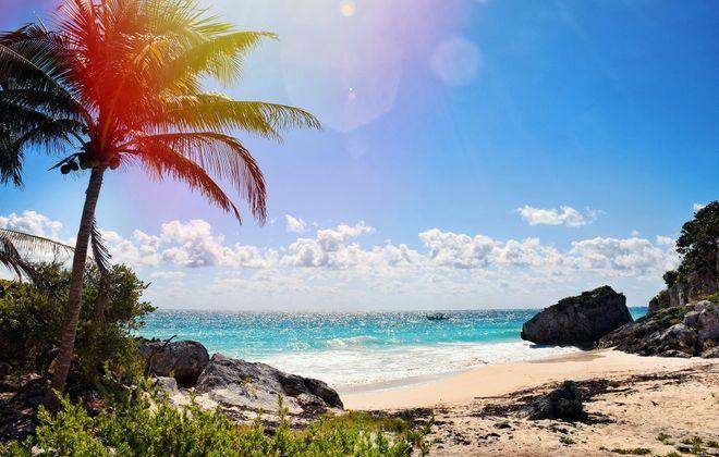 Winter in Cancun