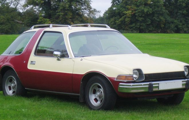 The law governing the federal budgeting process is nearly as old as the AMC Pacer, and just as ugly. (Charles01/Wikimedia Commons)
