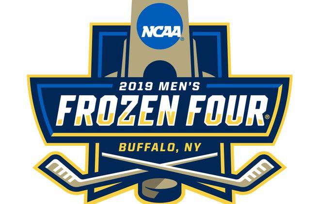 Logo for Buffalo's 2019 Frozen Four unveiled