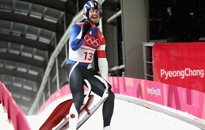 """Alan Pergament writes, """"The 2018 Winter Games numbers may be down slightly from the early numbers here for the 2014 Winter Games in Sochi, but everything in television is down from four years ago."""" (Getty Images)"""