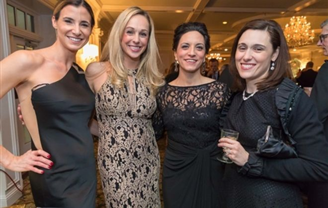 Smiles at Leukemia & Lymphoma Society Diamond Ball