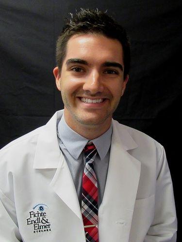 Dr. Christopher Needham joins Fichte, Endl & Elmer Eyecare