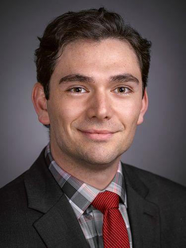Ryan Offley of Harter Secrest, Emery