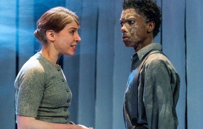"Torn Space Theater's ""Far Away"" received a perfect four out of four stars."