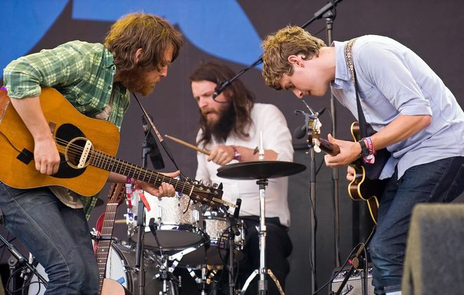 Fleet Foxes at Artpark is one of the recommended concerts for summer 2018. (Getty Images)