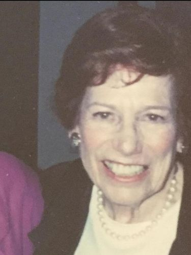 Jane F. Jacobs, 99, real estate broker, founded local chapter of UNICEF