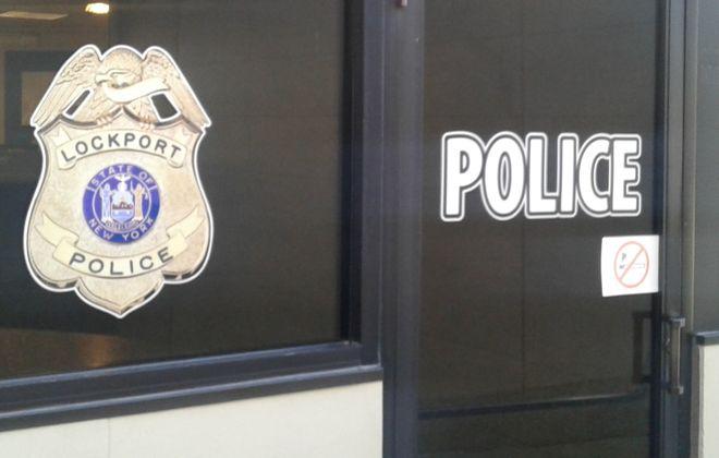 Lockport Police headquarters. (Thomas J. Prohaska/Buffalo News)