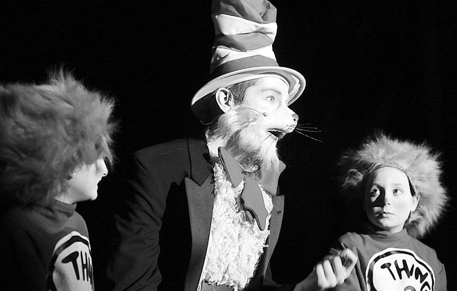 """Alden High School presents its production of""""Seussical."""""""