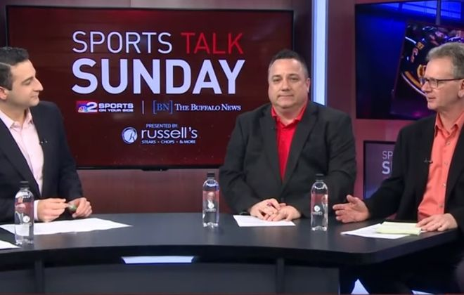 Sports Talk Sunday Preview: Jack Eichel injury; big year for Big 4 Hoops