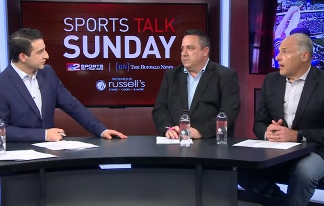 Sports Talk Sunday Preview: Focus on Tyrod Taylor and Evander Kane