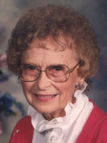 Janis O. Ruhlman, 100, church organist and member of the Perry Ramblers