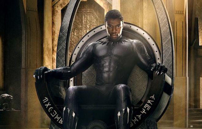 """Chadwick Boseman stars as  """"Black Panther."""""""