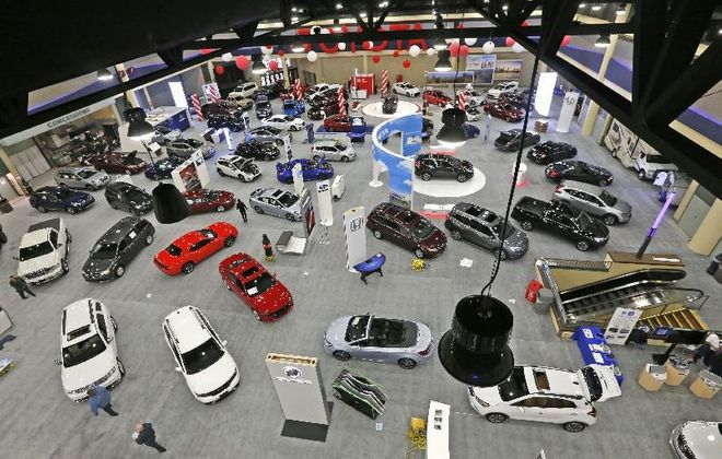 The Buffalo Auto Show opens Thursday. (News file photo)