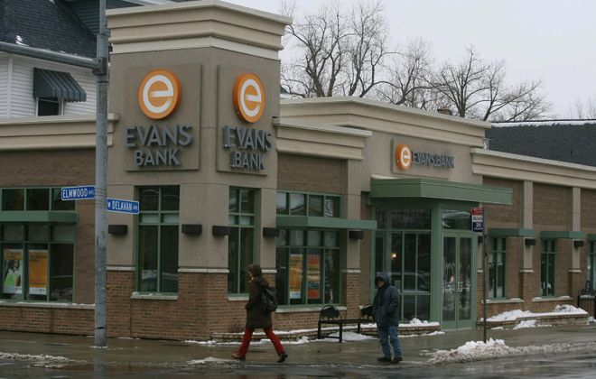 Evans Bancorp recorded a profit for the first quarter of 2018. (News file photo)