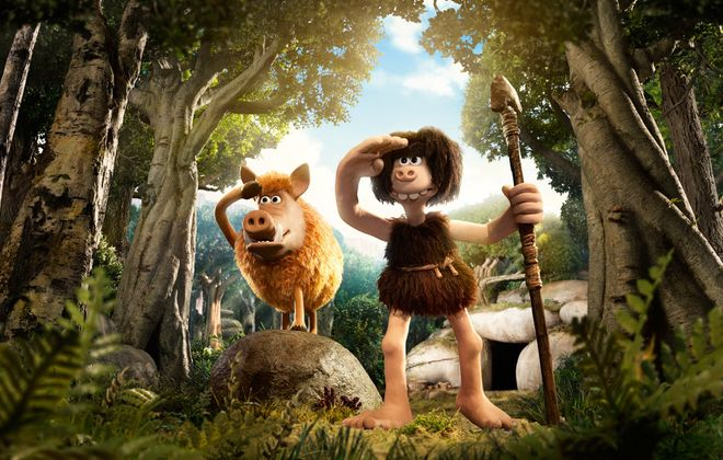 """""""Early Man"""" is an animated film for the entire film. (Aardman-Lionsgate)"""