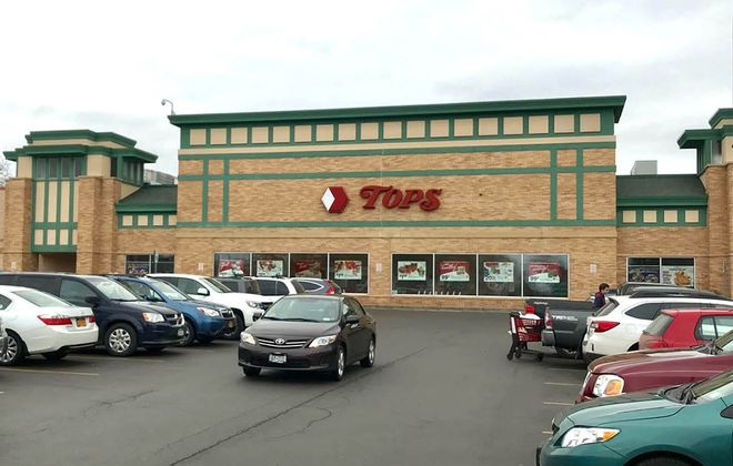 Tops Markets' grocery business strengthened as summer began. (Robert Kirkham/Buffalo News)