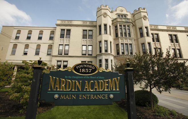 Nardin Academy on Cleveland Avenue in Buffalo.  (Derek Gee/News file photo)