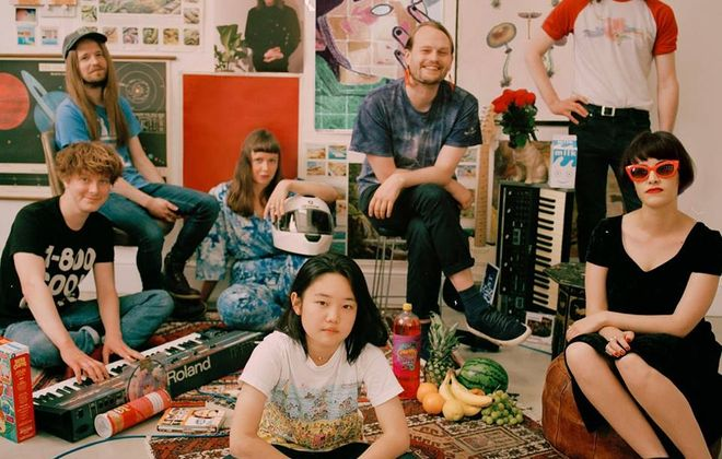 Superorganism is headed to the Rapids Theatre.