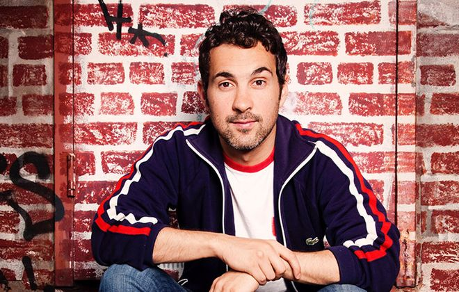 Comedian Mark Normand will be at Helium Comedy Club. (Courtesy of Helium Comedy)