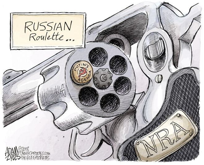 Infiltrating the NRA: July 22, 2018