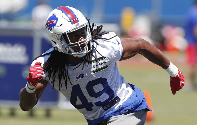 Tremaine Edmunds has the tools to be an impact player right out of the gate. (Mark Mulville/News file photo)