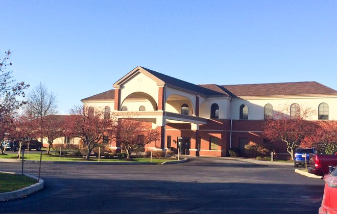 This medical office building at 1150 Youngs Road in Amherst was just acquired by a Canadian firm.