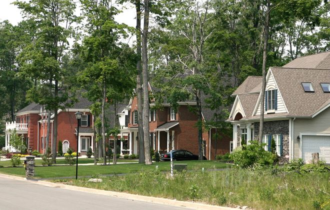 While high-end sales are still unusual and newsworthy in Buffalo, they are not unheard of. There was one last week in Clarence's Spaulding Lake neighborhood. (News file photo)