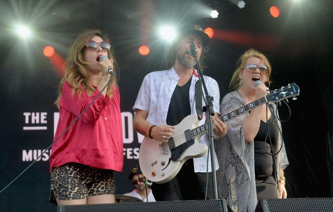 Broken Social Scene is one of the headlining acts of the second Cobblestone Live! event. (Getty Images)